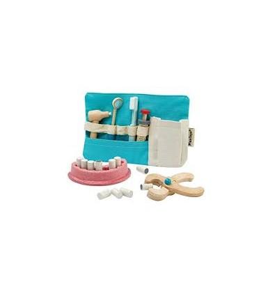 dentist wooden set