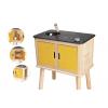 cocina neo de madera