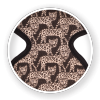 Colchoneta verano 3D grupo 0 leopardo