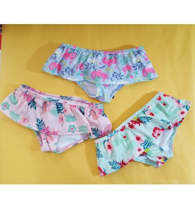 Girl frill bikini UPF50+