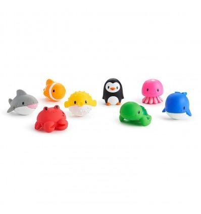 Bath Toys Beach - 8 pack