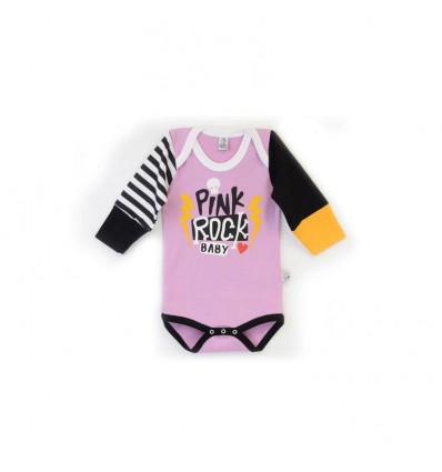 bodysuit pink rock