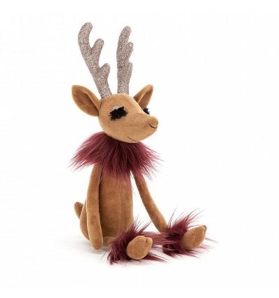 Swellegant Felicity reindeer soft toy