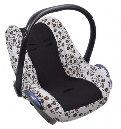 universal car seat cover animal print