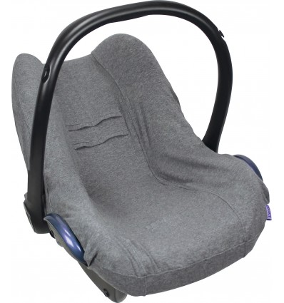 universal car seat cover grey