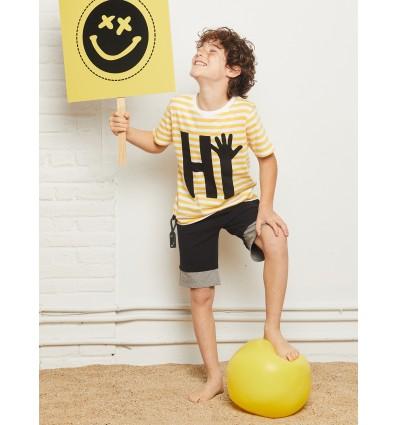 Hi! T-shirt with sound