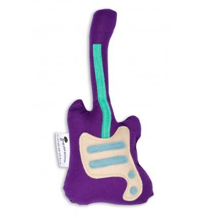 Sonajero guitarra Iron Maiden