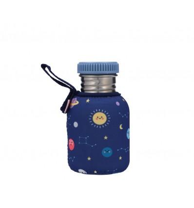 botella acero planetas 350ml