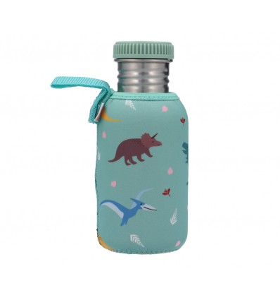 botella acero dinos 500 ml