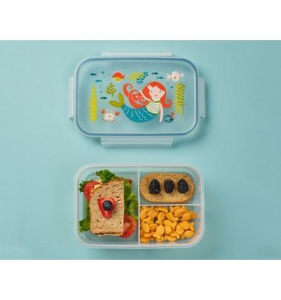mermaid bento lunchbox