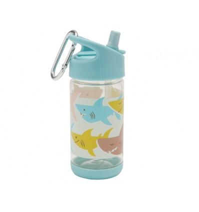 shark flip & sip tritan bottle