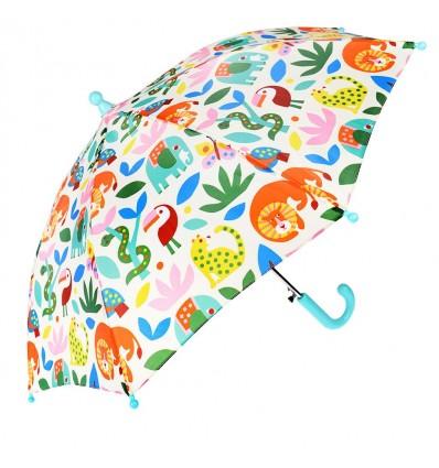 Paraguas animales salvajes
