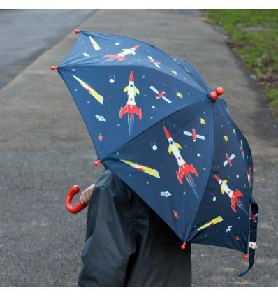 Paraguas cohete