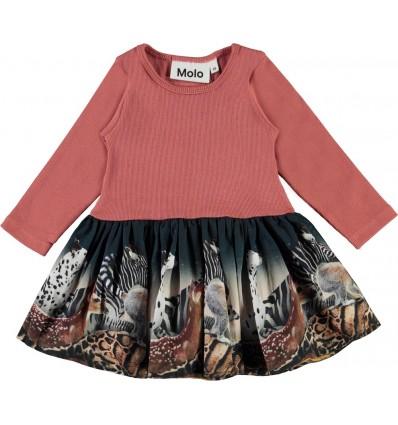Africa candi baby dress