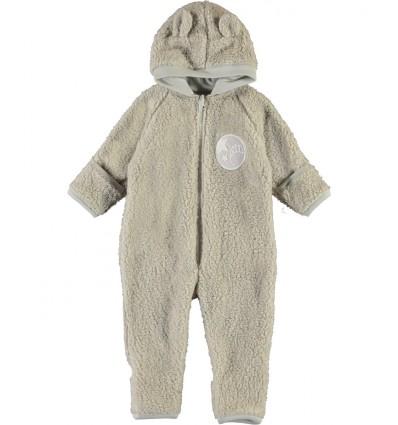 umeko baby fleece suit