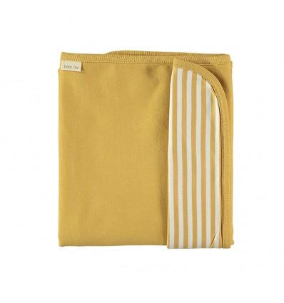 pima cotton double blanket amber