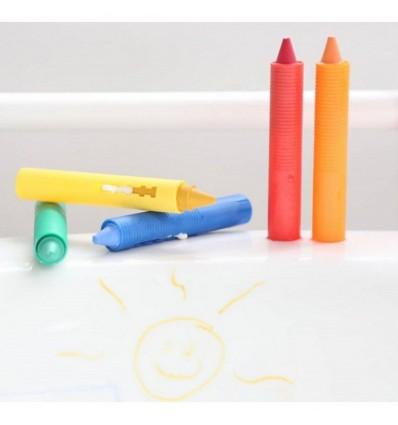 bath crayon 5 colours