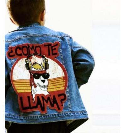 denim jacket - como te llama
