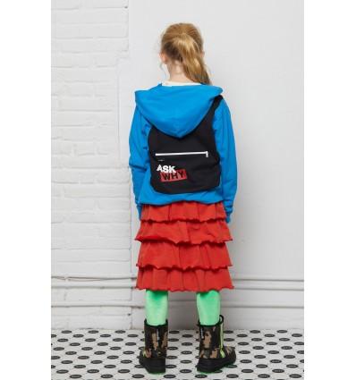 backpack zipper hoodie