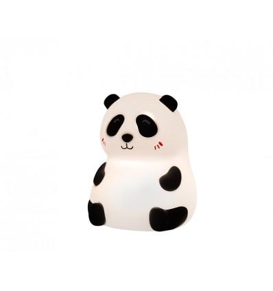 lámpara quitamiedos recargable panda
