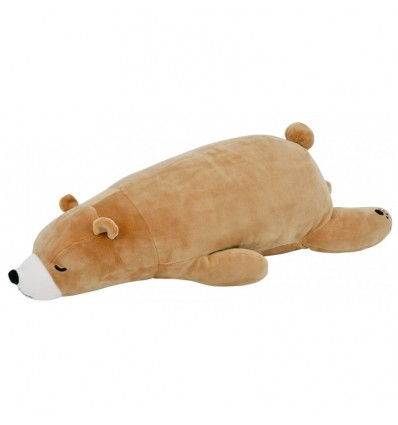brown bear nemu nemu soft toy