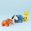 wild animals wooden set