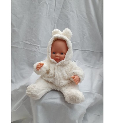Delfino teddy bodysuit