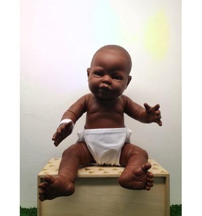 Bebé recién nacida Carmen