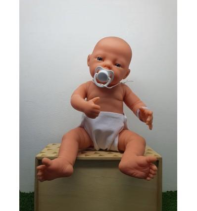 Bebé recién nacida Claudia