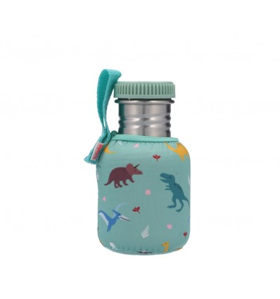botella acero dinos 350 ml