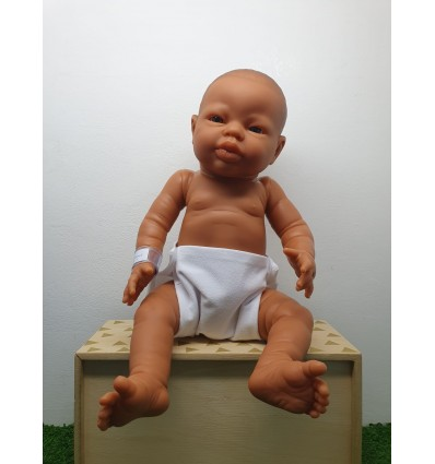 Bebé recién nacido Matías