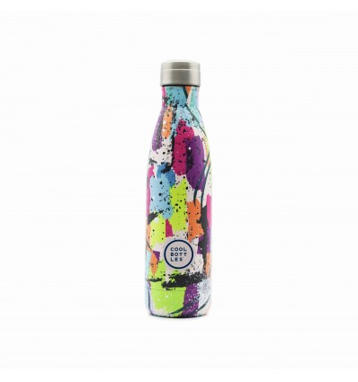 Insulated 500 ml steel bottle AMSTERDAM