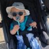 Gafas de sol redondas - 0 a 2 años