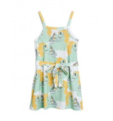 mint unicorn noodles tank dress