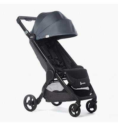 Ergobaby Metro+ compact stroller grey