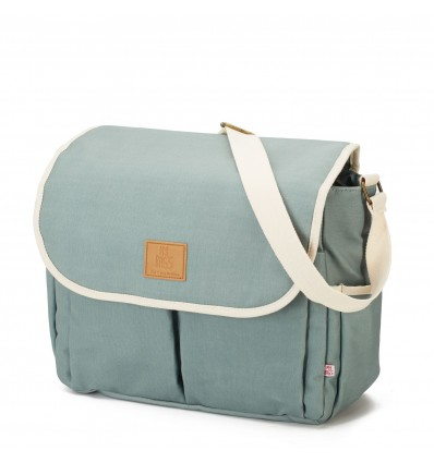 my bags happy family stroller changing bag mint