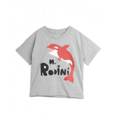 camiseta orca gris