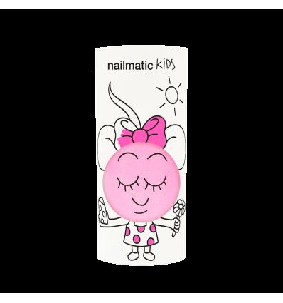 DOLLY  pearly neon pink nailpolish