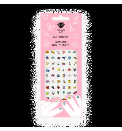 HAPPY - nail stickers