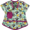 sloth recycled coverall bib