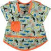 toucan recycled coverall bib