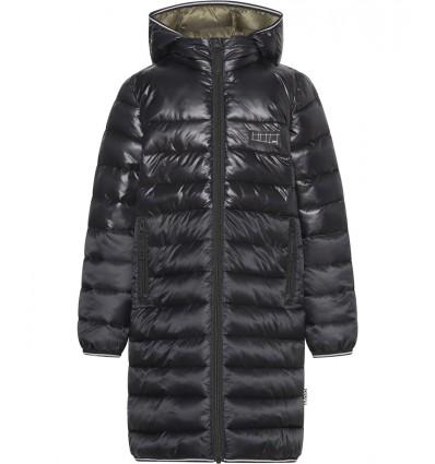 light long winter jacket helin