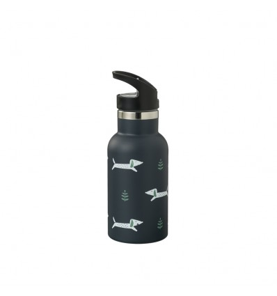 steel isotermic bottle 350ml dog