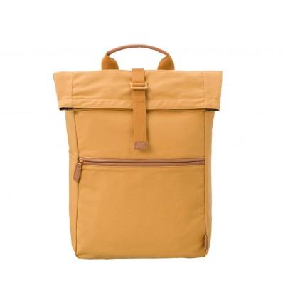 big back pack fresk plain mustard