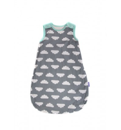 Babasac multi tog baby sleeping bag clouds mint