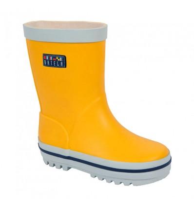 Botas de Agua Lisas - Amarillas
