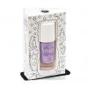 Esmalte lila purpurina - Piglou