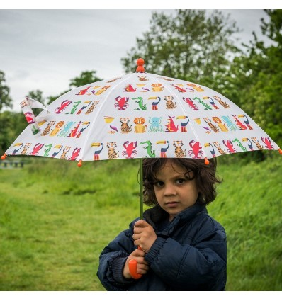 animals umbrella