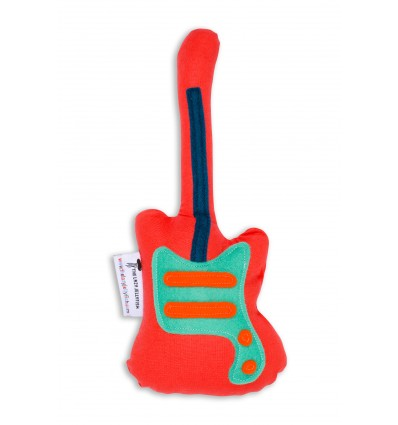 Sonajero guitarra Sid & Nancy