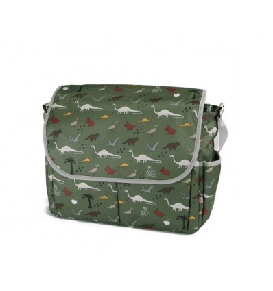 my bags dino stroller changing bag